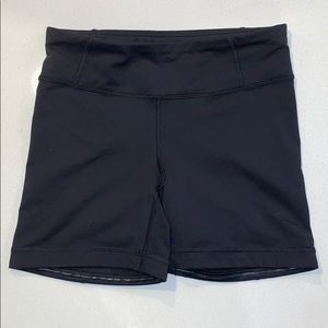 Lucy Activewear black athletic shorts XS